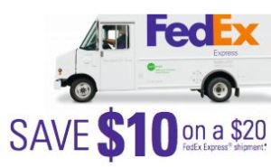 fed ex printable coupon