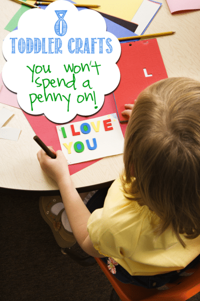 Crafts and Activities for 2 year olds