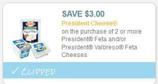 feta cheese coupom