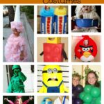 15 DIY Kids Halloween Costumes