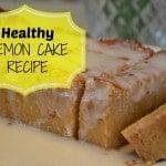 Thumbnail image for Healthy Lemon Cake Recipe