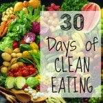 30 Days of Clean Eating Challenge