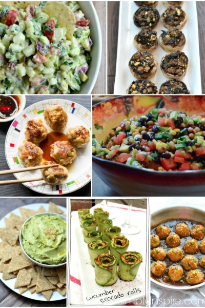 Cleaning Eating Appetizers Recipes