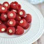 Thumbnail image for Raspberries with White Chocolate Chips