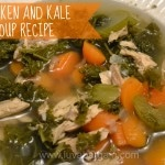 Thumbnail image for Day 4: 30 Days of Clean Eating | Chicken and Kale Soup Recipe