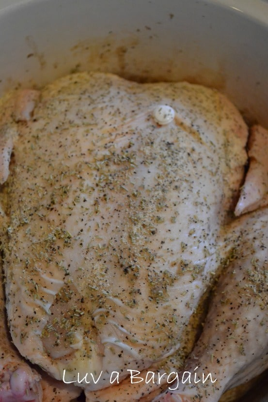 preroasted chicken