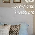 Thumbnail image for DIY Tufted Upholstered Headboard