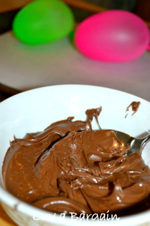Dipping-chocolate