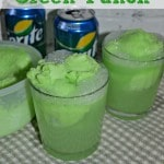 Simple St. Patrick's Day Green Punch