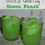 Thumbnail image for Simple St. Patrick's Day Green Punch