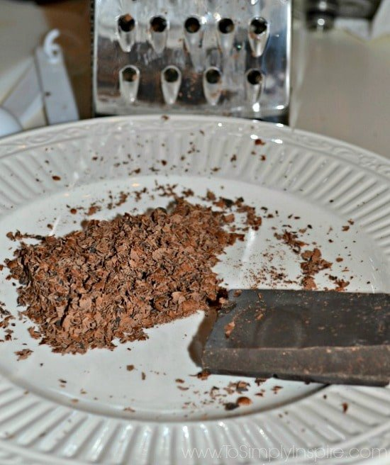 grated-chocolate