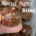 Healthy Recipe: Chocolate Almond Butter Oatmeal Bites