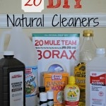 Thumbnail image for DIY Natural Cleaners