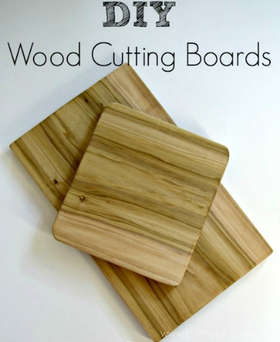 How to make a wood cutting board for Diy personalized wood cutting board