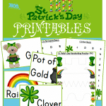Post image for Free Saint Patrick's Day Printables