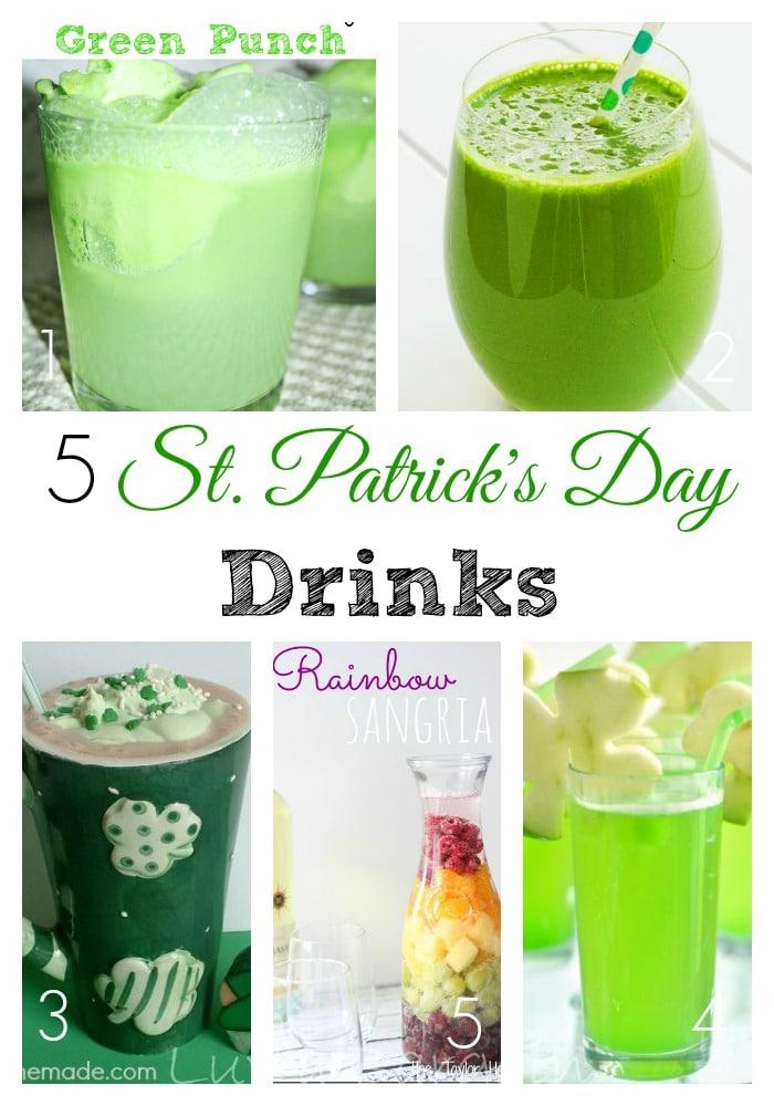 5 St. Patrick's Day Drinks