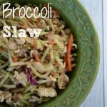 Thumbnail image for Balsamic Broccoli Slaw