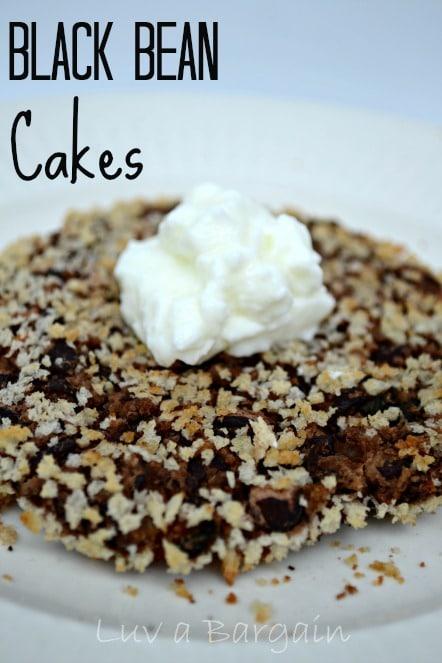 Black Bean Cakes1