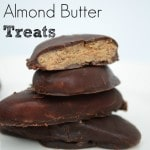 Thumbnail image for Chocolate Covered Almond Butter Treats