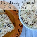 Thumbnail image for Cranberry Almond Chicken Salad Recipe