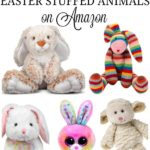 Adorable Easter Bunny Stuffed Animals on Amazon