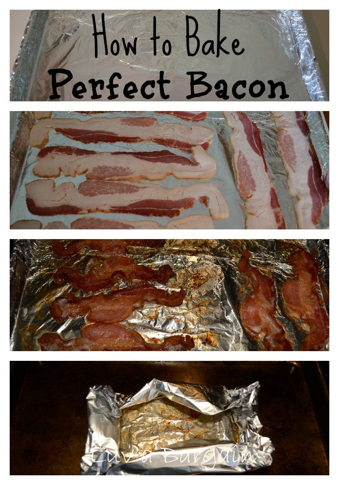 Learning how to bake bacon has been a game changer in our house. It's simple and the clean up is so much easier.