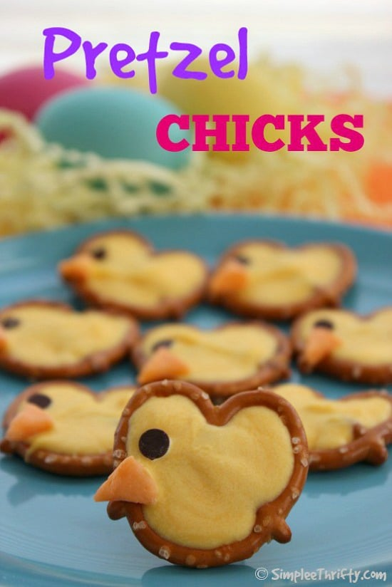 Pretzel Chicks Recipe