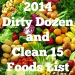 Thumbnail image for 2014 Dirty Dozen and Clean 15 Foods List