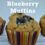 Thumbnail image for Healthy Blueberry Muffins