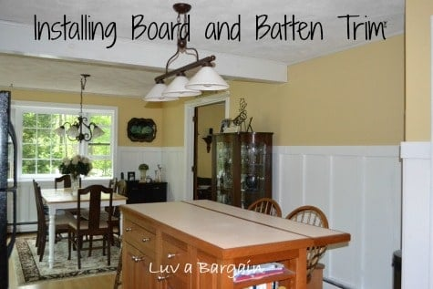Installing Board and Batten Trim1