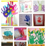 Thumbnail image for Mother's Day Handprint Crafts for Kids