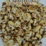 Thumbnail image for Roasted Balsamic Cauliflower