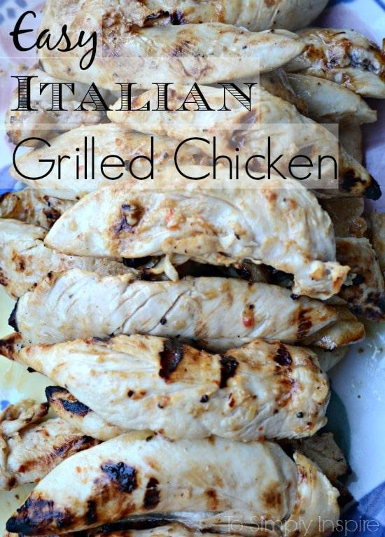 Easy-Itailian-Grilled-Chicken