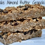 No Bake Almond Butter Granola Bars2