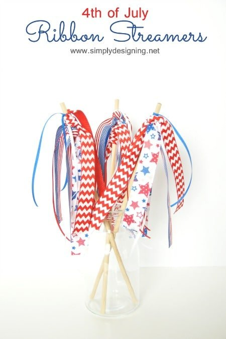 Ribbon Streamers