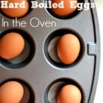 Thumbnail image for How to Make Hard Boiled Eggs in the Oven