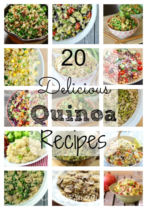 20 Delicious Quinoa Recipes1