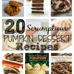 Thumbnail image for Scrumptious Pumpkin Dessert Recipes