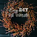 Thumbnail image for Easy DIY Fall Wreath