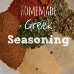 Thumbnail image for Homemade Greek Seasoning