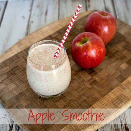 apple-smoothie