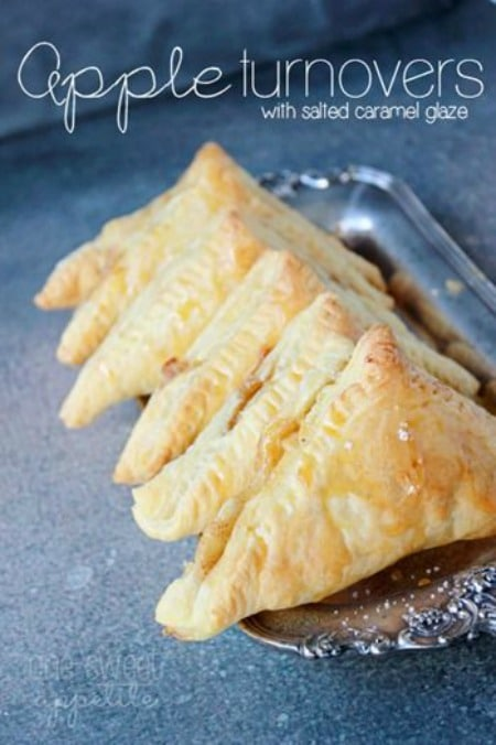 apples turnovers