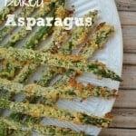Crunchy Baked Asparagus