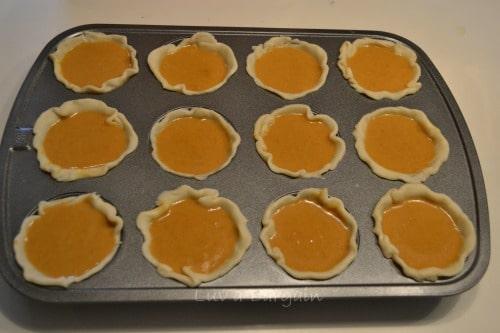 Mini Pumpkin Pies5