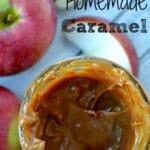 Thumbnail image for Simple Homemade Caramel