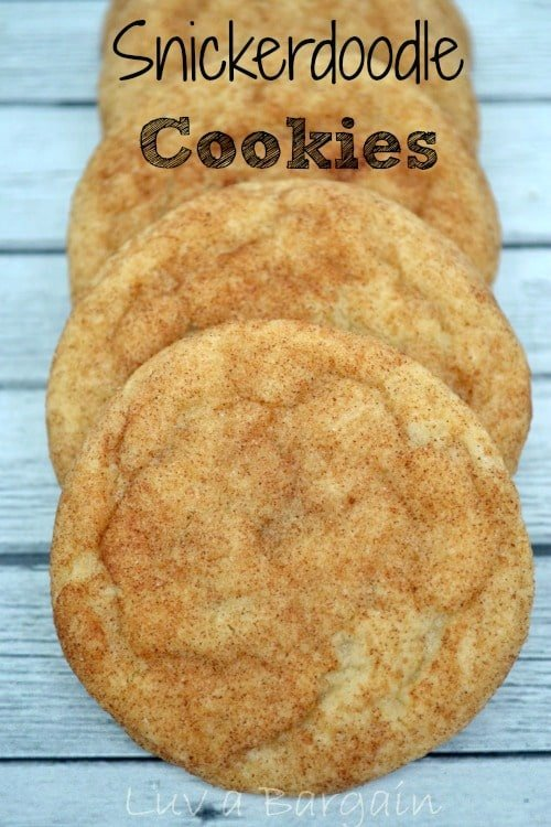 Snickerdoodle Cookies5