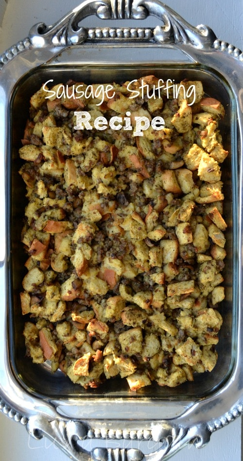 Sausage Stuffing Recipe4
