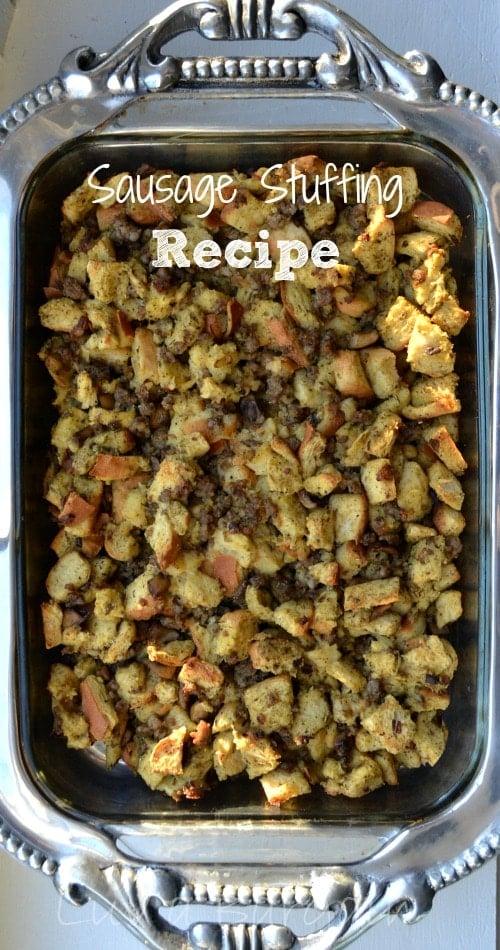 Sausage Stuffing Recipe4