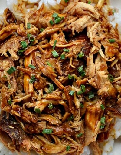 Slow Cooker Chicken Teriyaki3