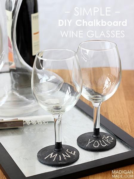chalkboard-paint-wine-glasses